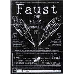 Faust - Live: Hamburg - Peute - May 1982