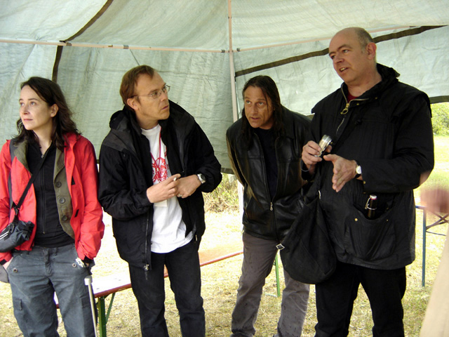 Sophie, Andy, Maeyc and Alan