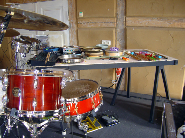 Chris Cutlers' Kit